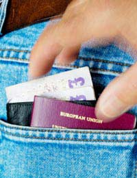 If Your Personal Belongings Are Stolen While Abroad